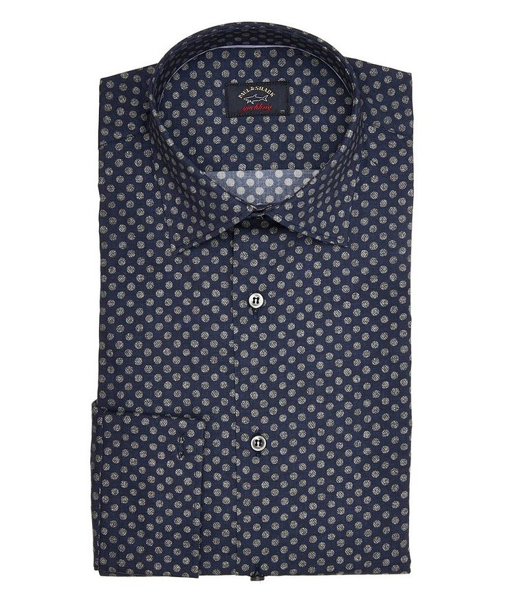 Polka Dot Cotton Shirt image 0