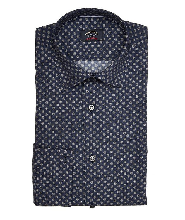 Polka Dot Cotton Shirt picture 1