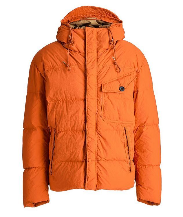 Survival Down Puffer Jacket  picture 1