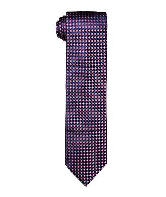 Altea Printed Silk Tie