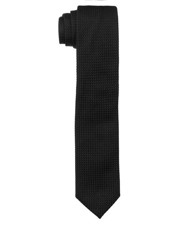 Woven Silk Tie  picture 1
