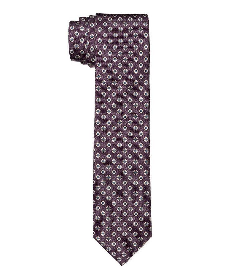 Botanical Silk Tie image 0
