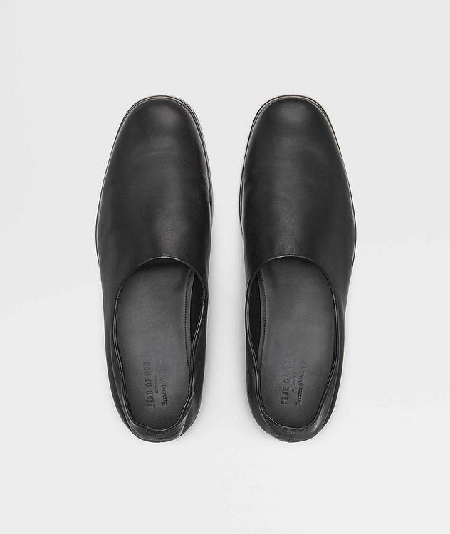Calfskin Slip-Ons picture 2