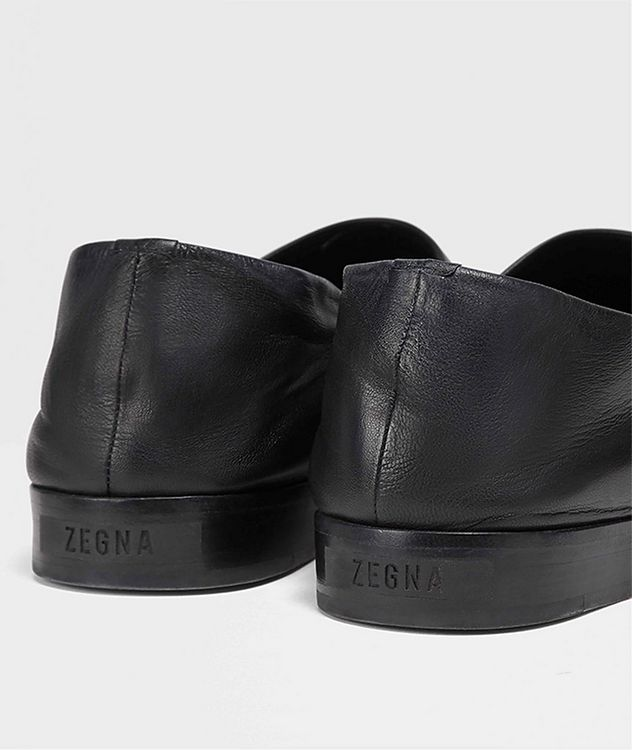 Calfskin Slip-Ons picture 3