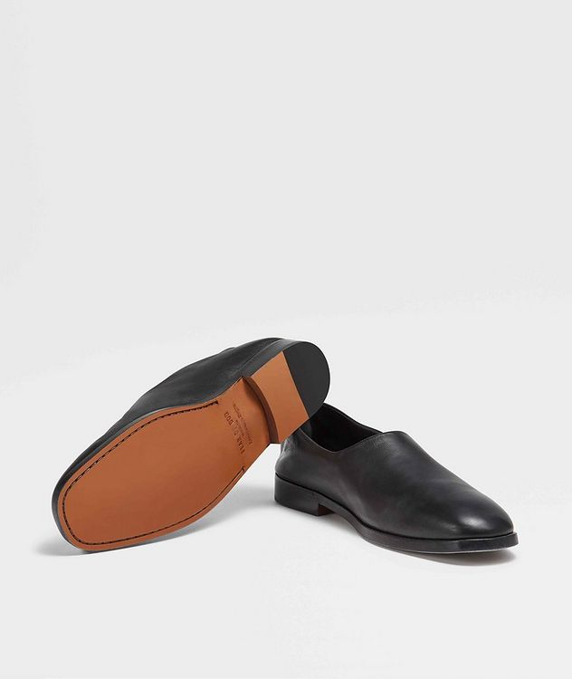 Calfskin Slip-Ons picture 5
