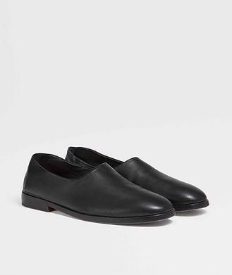 Fear of God Ermenegildo Zegna Calfskin Slip-Ons