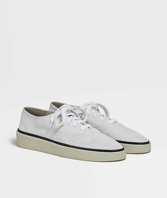 Fear of God Ermenegildo Zegna Suede Sneakers