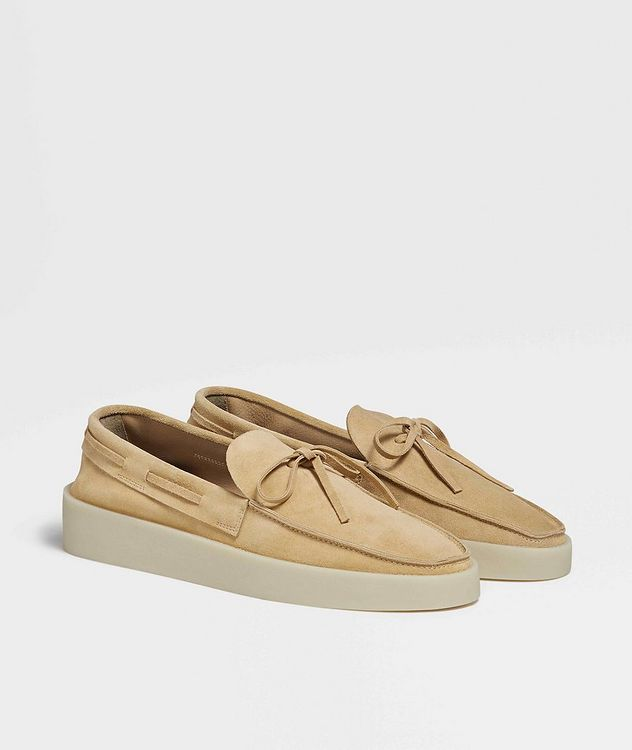 Suede Loafers picture 1
