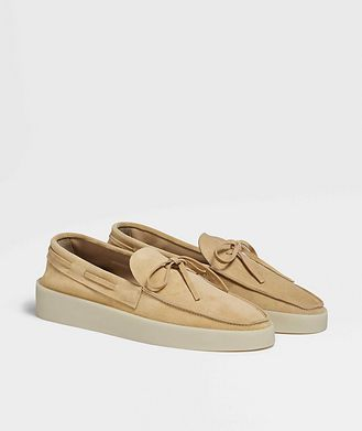Fear of God Ermenegildo Zegna Suede Loafers