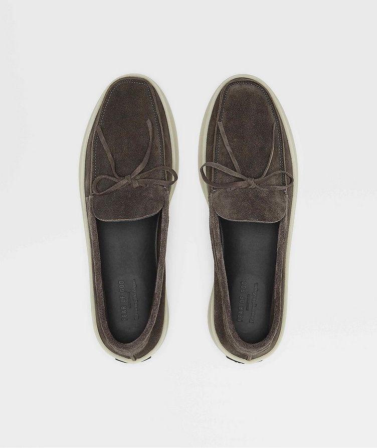 FEAROFGODZEGNA Suede Loafers image 1