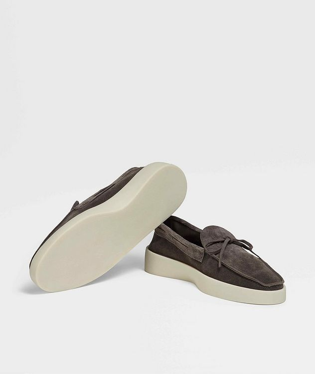 FEAROFGODZEGNA Suede Loafers picture 5