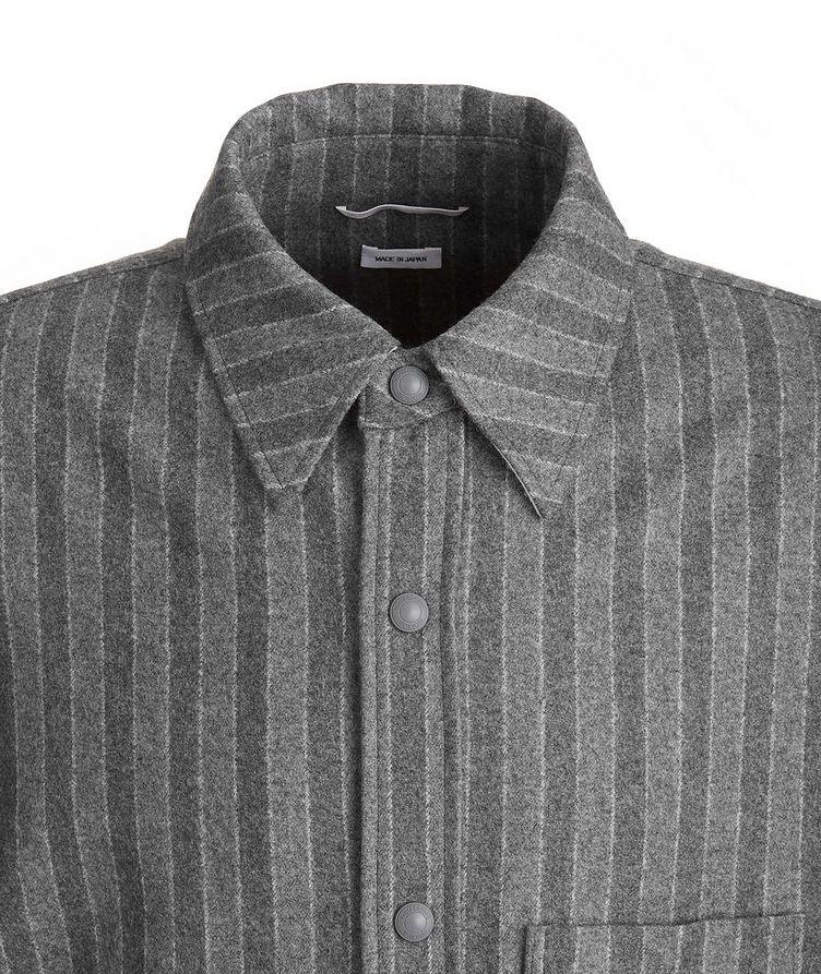 Wool Flannel Coach's Jacket image 1