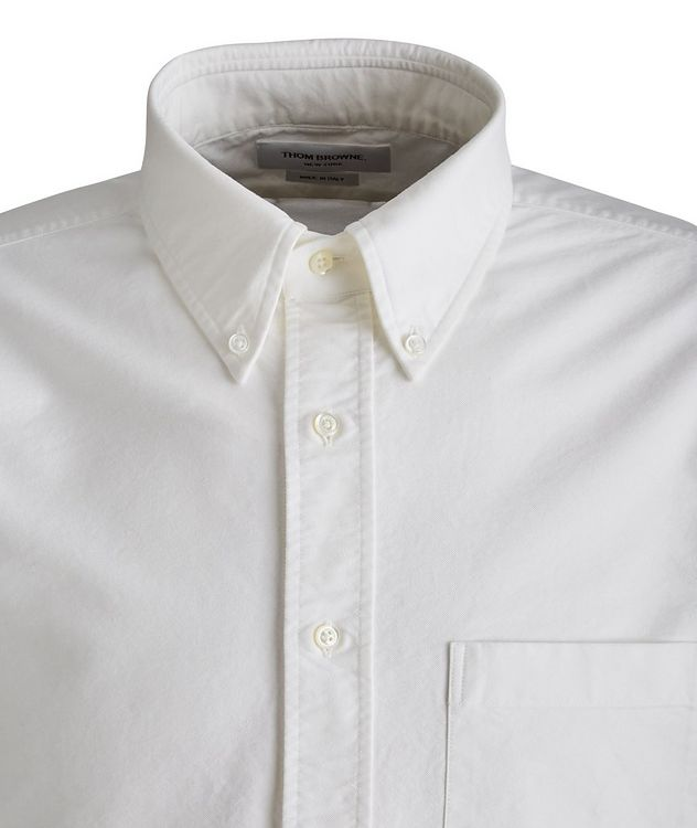 Elbow Patch Oxford Shirt picture 2