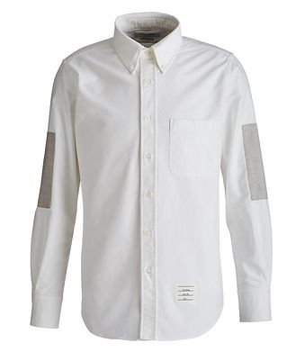 Thom Browne Elbow Patch Oxford Shirt