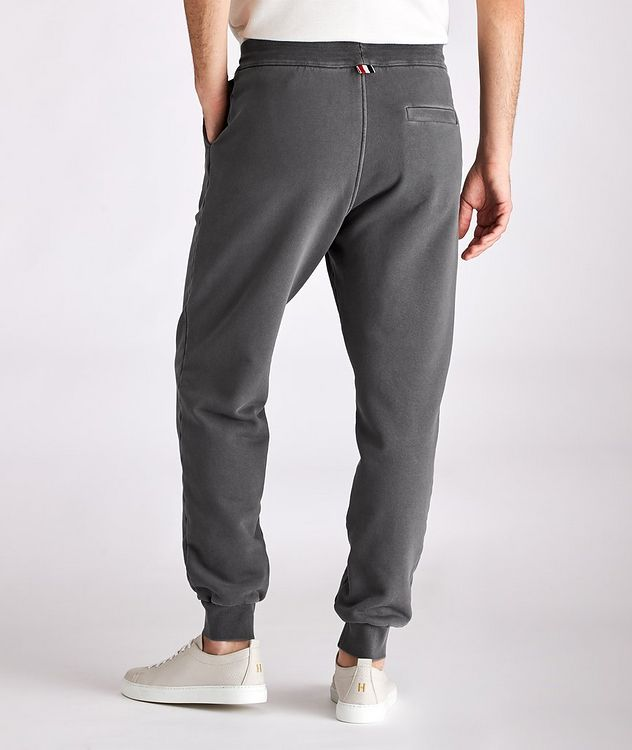 Garment Dyed Sweat Pants picture 2