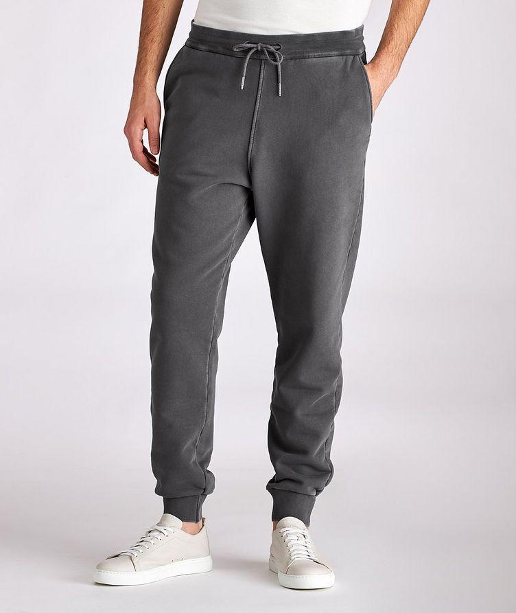 Garment Dyed Sweat Pants image 0