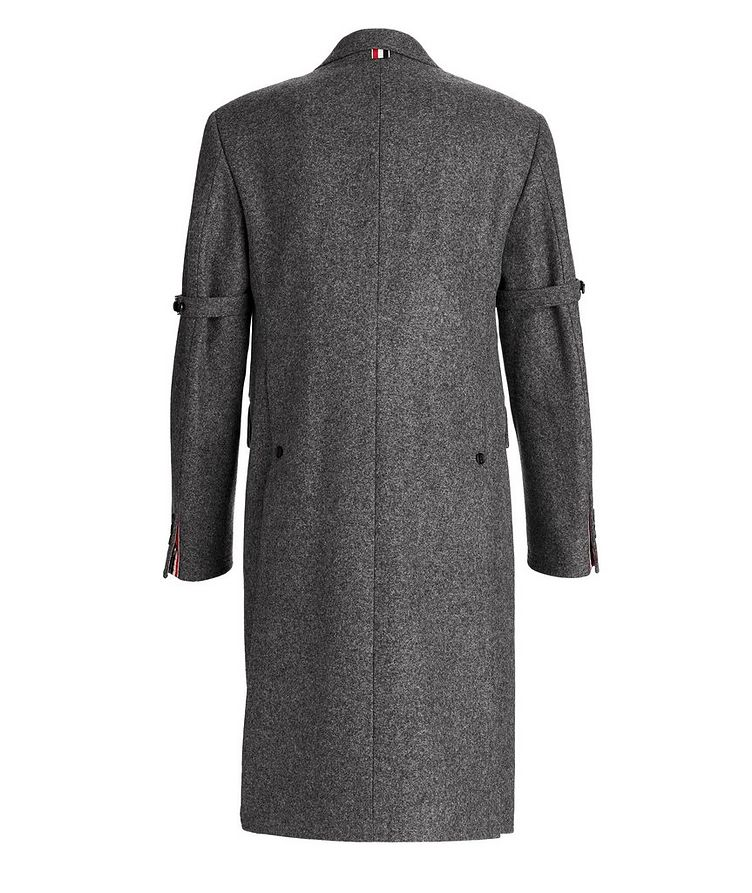 Chesterfield Melton-Wool Overcoat image 1