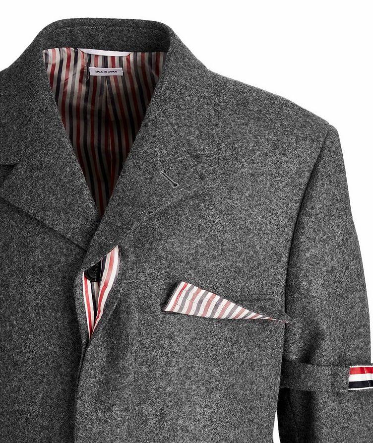 Chesterfield Melton-Wool Overcoat image 2