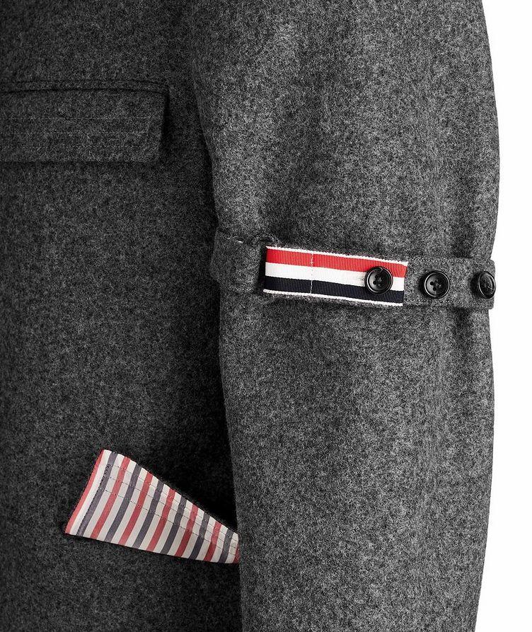 Chesterfield Melton-Wool Overcoat image 3