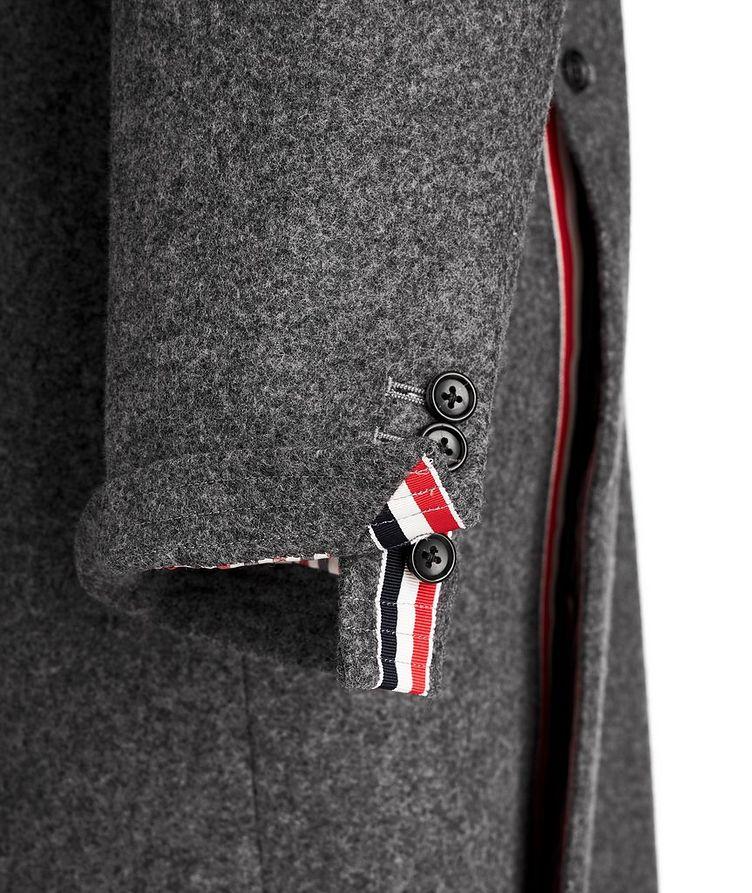 Chesterfield Melton-Wool Overcoat image 4