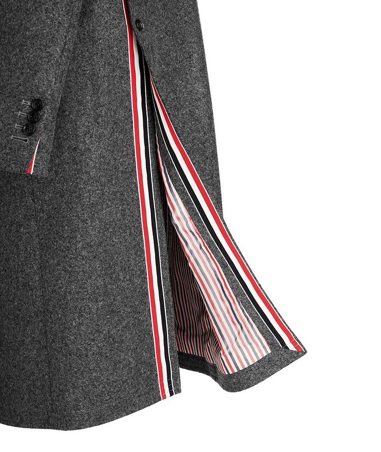 Chesterfield Melton-Wool Overcoat image 5