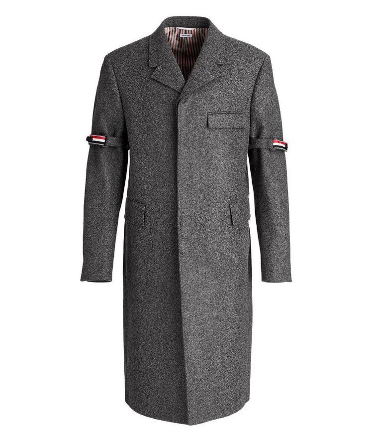 Chesterfield Melton-Wool Overcoat image 0