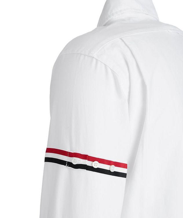 Grosgrain-Trimmed Cotton Shirt picture 2