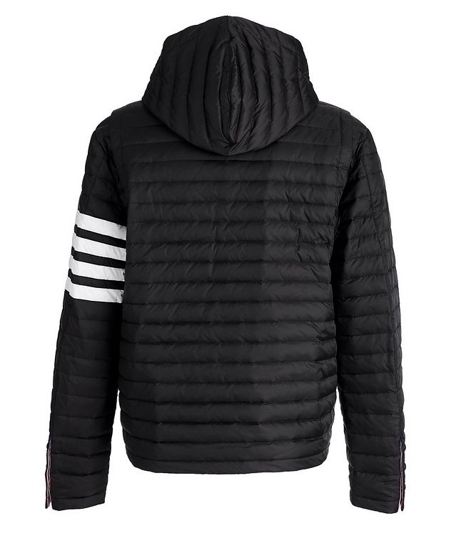 Hooded Quilted Down Jacket picture 2