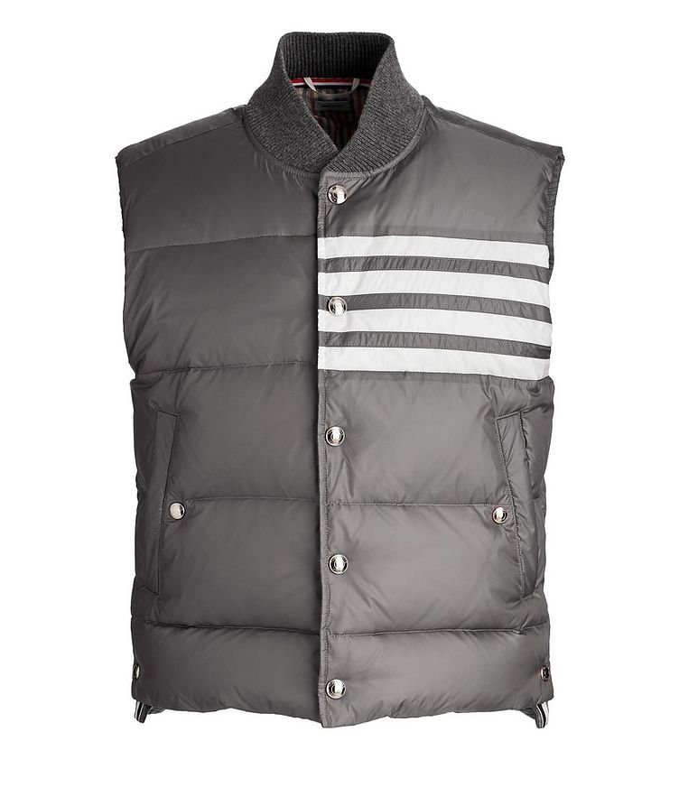 Quilted Down Vest image 0
