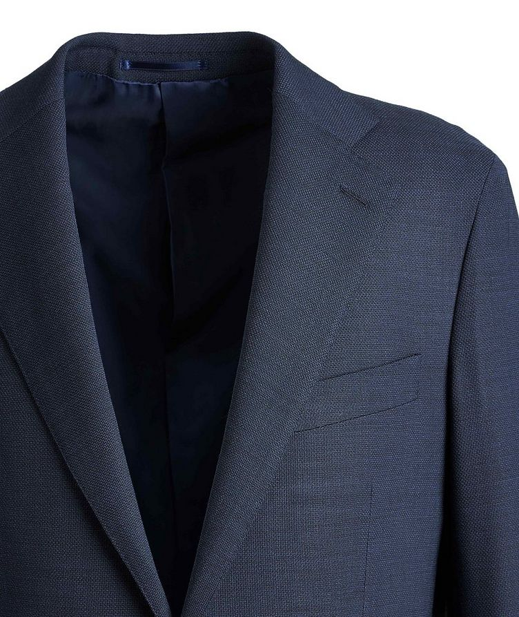 Stretch-Wool Sports Jacket image 2
