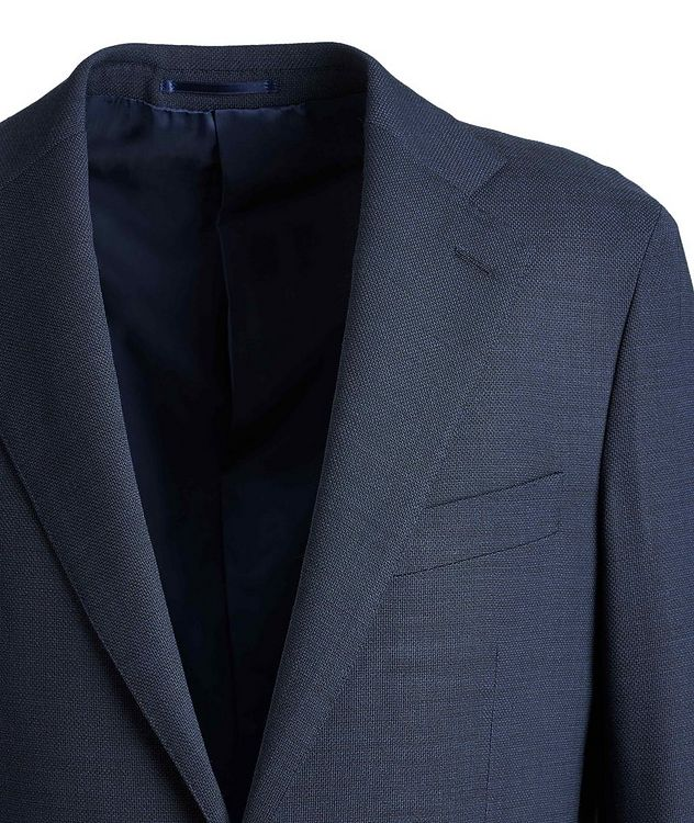Stretch-Wool Sports Jacket picture 3
