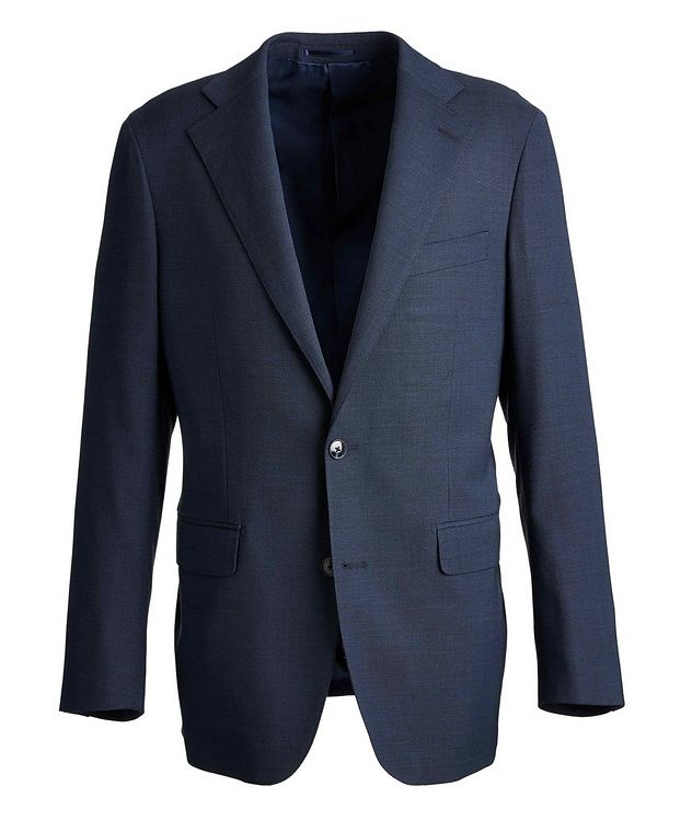 Stretch-Wool Sports Jacket picture 1