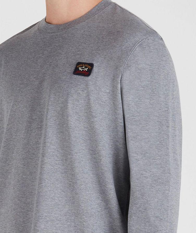 Long-Sleeve Cotton T-Shirt image 3