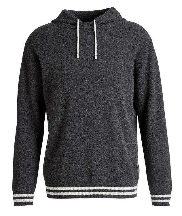 Knit Cashmere Hoodie picture 1