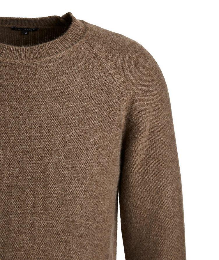 Knit Cashmere Sweater image 1