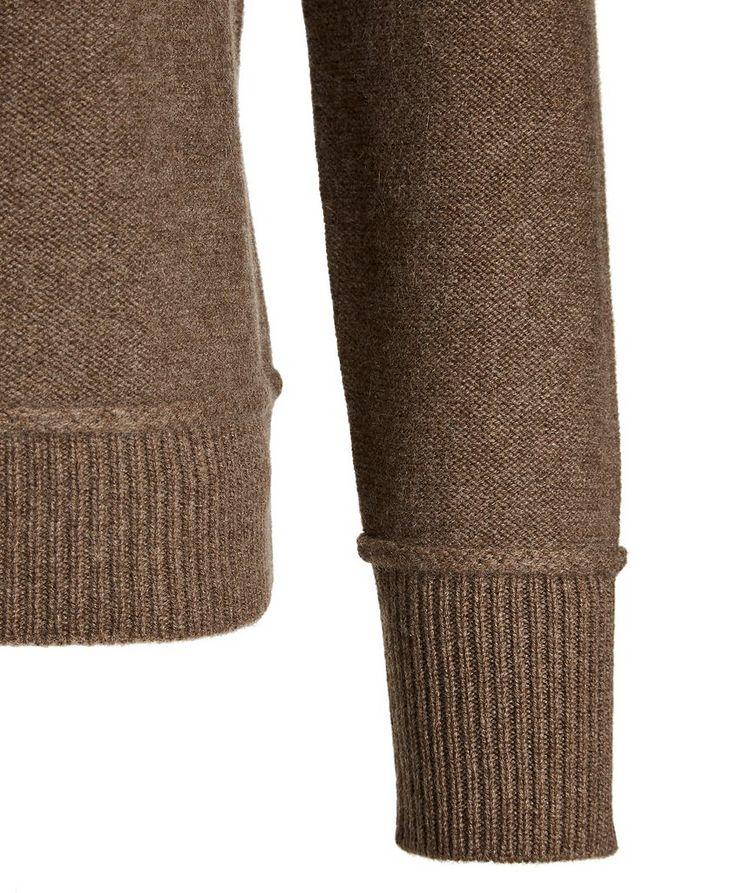 Knit Cashmere Sweater image 2
