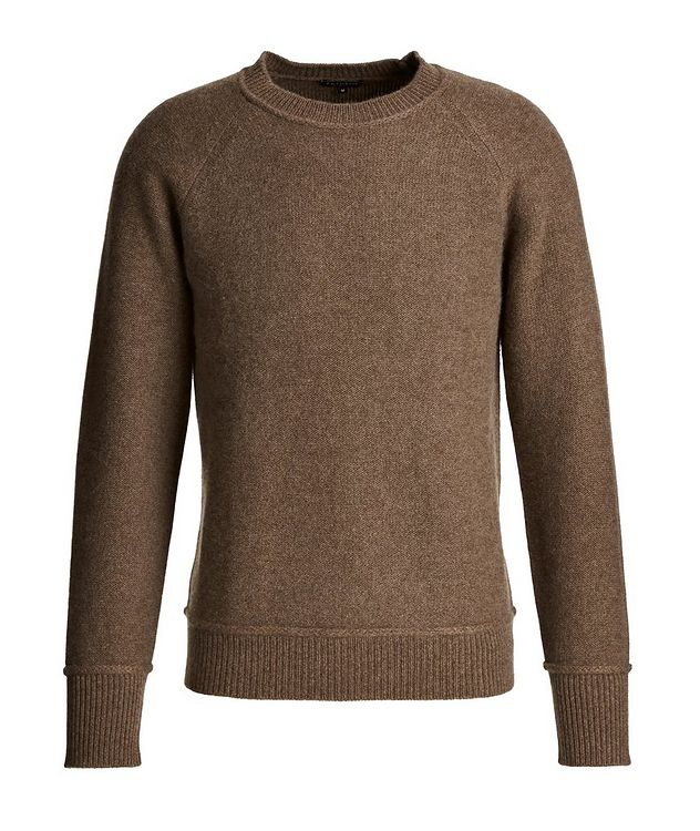 Knit Cashmere Sweater picture 1