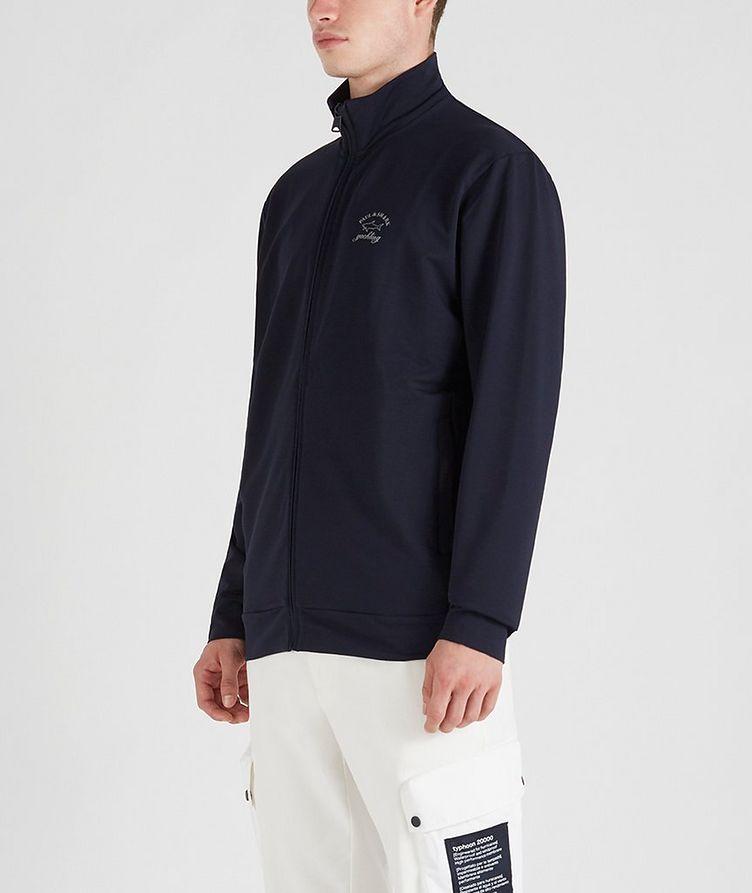 REFLEX Shark Zip-Up Sweater image 1