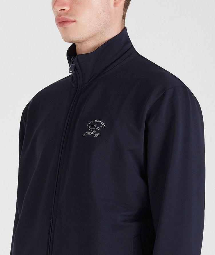 REFLEX Shark Zip-Up Sweater image 4