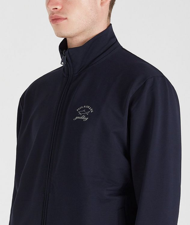REFLEX Shark Zip-Up Sweater picture 5