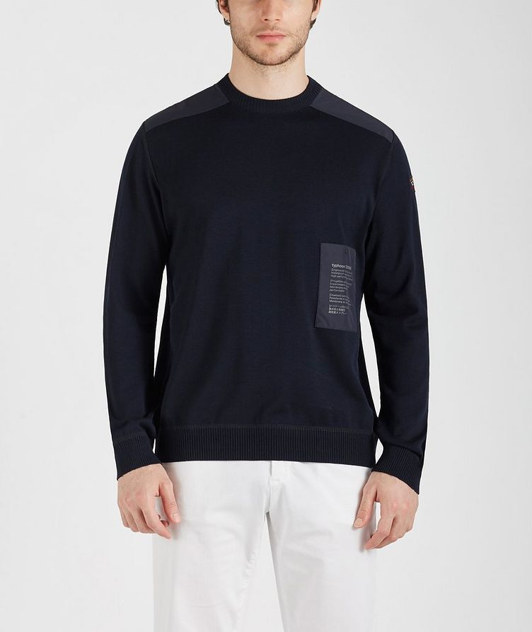 Typhoon 2000 Watershed Technical Wool-Blend Sweater image 0