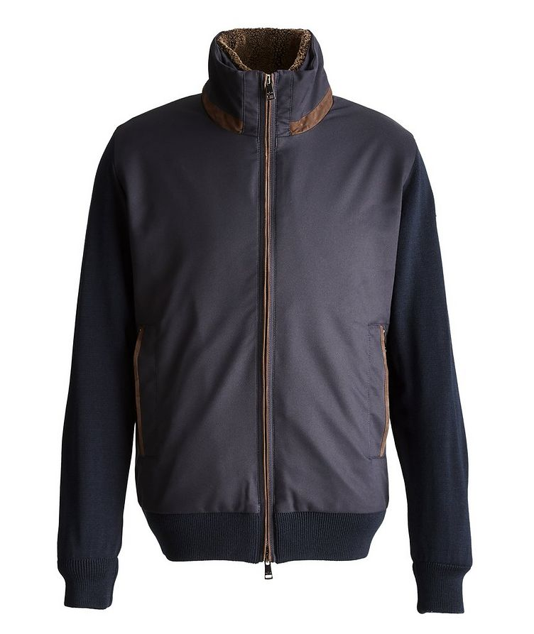 Typhoon 20000 Zip-Up Sweater Jacket image 0