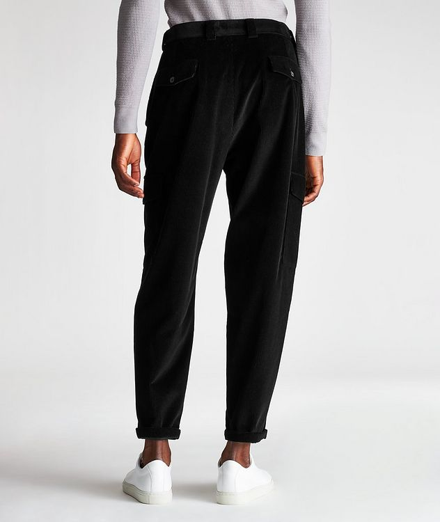 Corduroy Cargo Pants picture 2