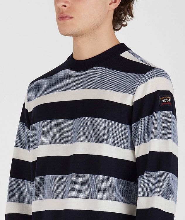 Cool Touch 4.0 Wool Sweater picture 3
