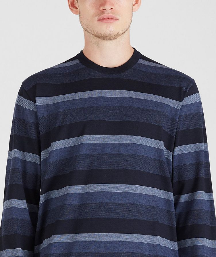 Striped Sweater image 4
