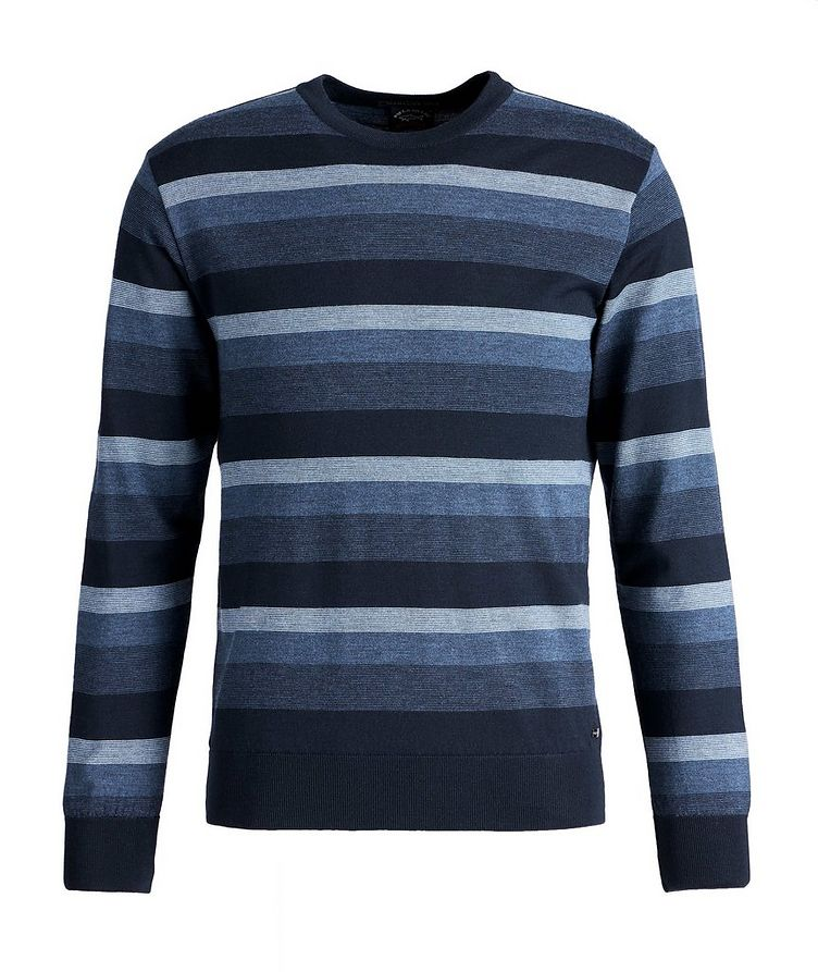 Striped Sweater image 0
