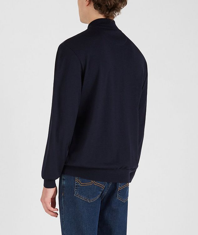 Tasmanian Wool-Cashmere Sweater picture 3