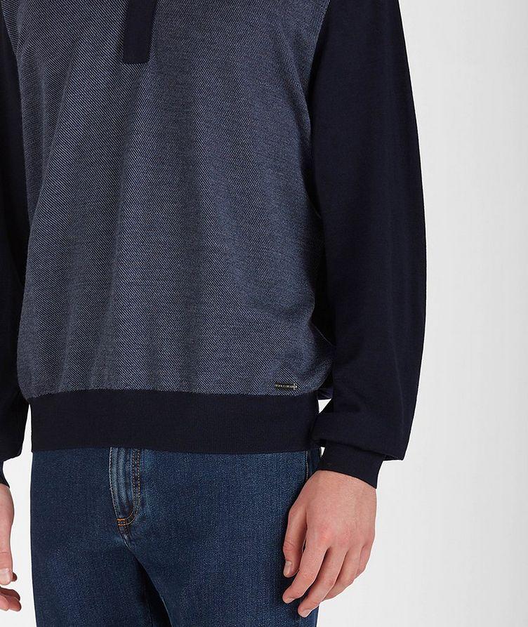 Tasmanian Wool-Cashmere Sweater image 3