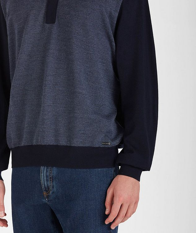 Tasmanian Wool-Cashmere Sweater picture 4