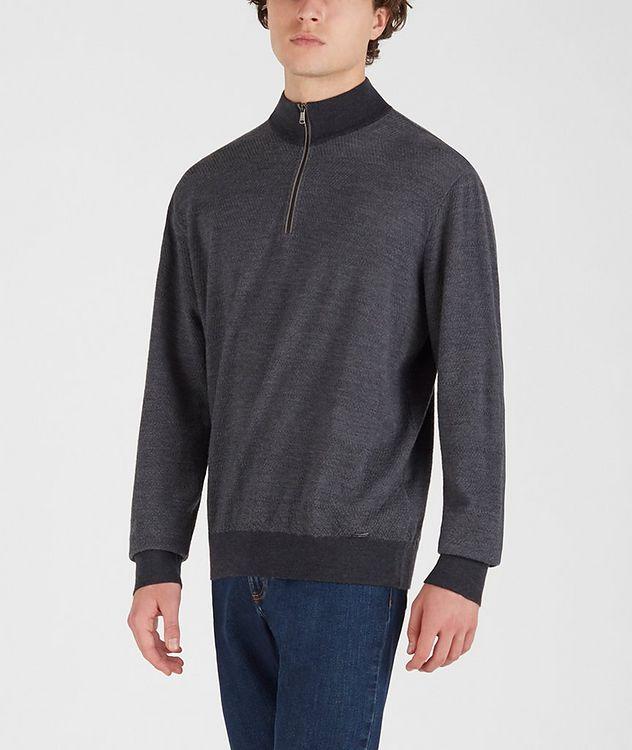 Centoventimila Tasmania Eco-Wool Sweater picture 2